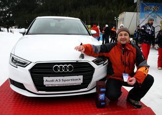 Osvojeni Audi u Banskom   Lucky Bansko