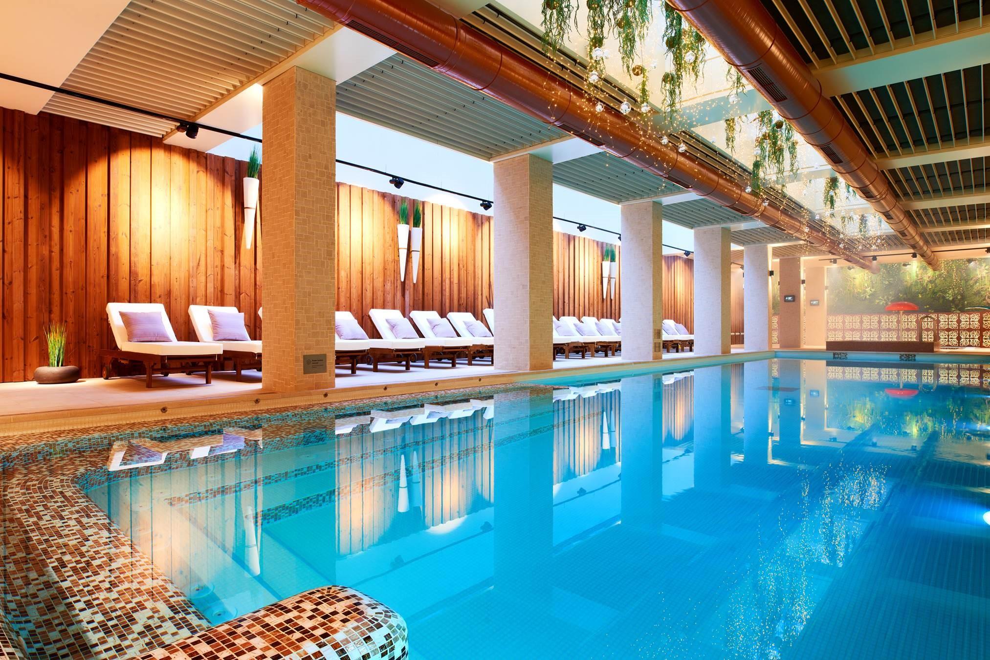 BIO bazeni u Banskom   Lucky Bansko SPA & Relax