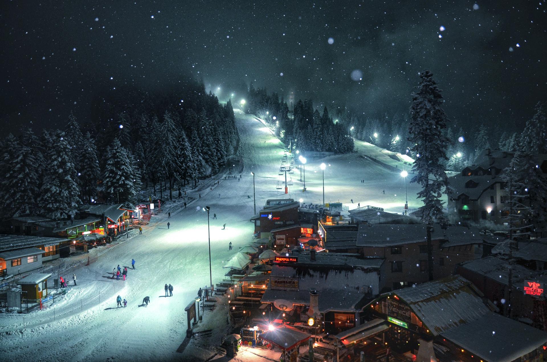 Noćno skijanje na Borovecu  | Lucky Bansko SPA & Relax