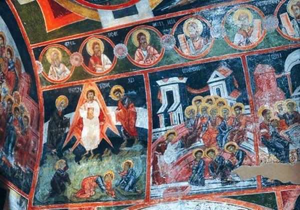 Slike crkve u Dobarskom Iskopine srednjovekovnog hrama | Lucky Bansko SPA & Relax