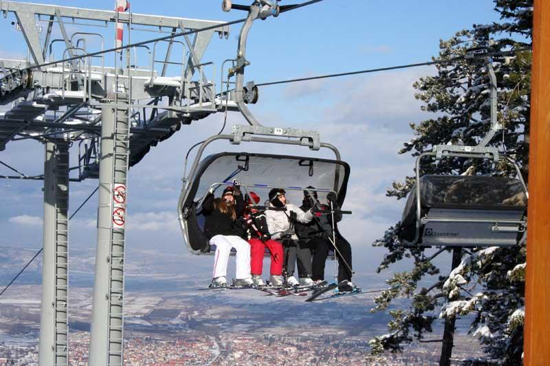 Deca putuju liftom | Aparthotel Lucky Bansko SPA & Relax