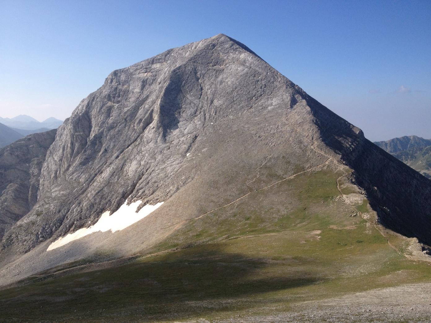 Geografski vrh Vihren Lucki Bansko
