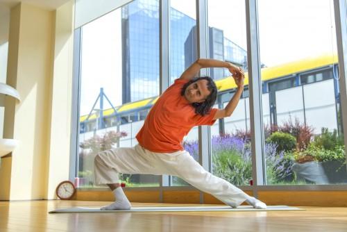 Apart-hotel Lucky Bansko SPA & Relax |  Slika joga gurua Prakaša