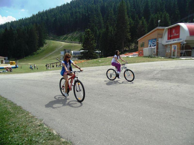Vožnja bicikla u Banskom | Lucky Bansko SPA & Relax
