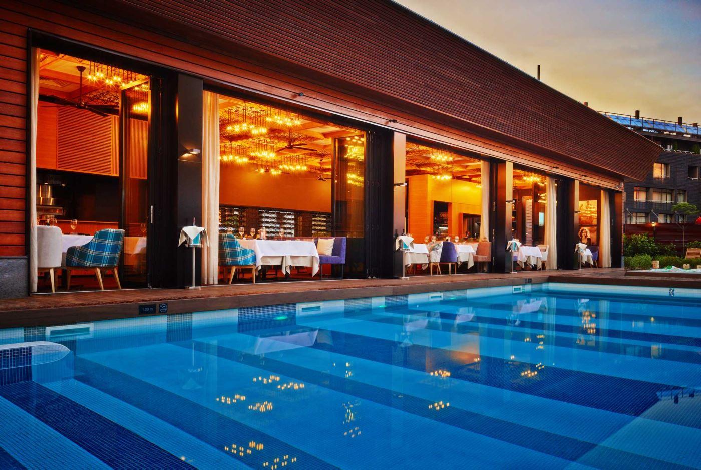Aparthotel Lucky Bansko SPA & Relax | Spoljašnji bazeni
