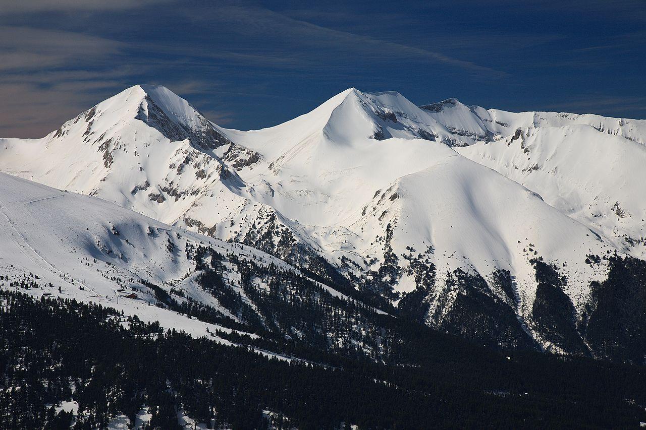 Prelep Vihren Peak Lucki Bansko