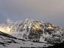 Mount Musala s snegom Lucki Bansko