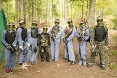 Pejntbol u šumi u Banskom | Lucky Bansko SPA & Relax