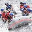 Rafting duž rijeke Struma