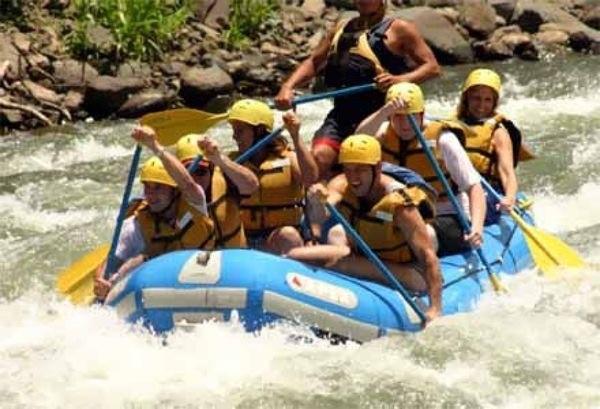 Rafting i kajak u Banskom | Lucky Bansko SPA & Relax