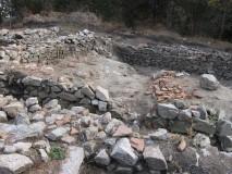 Ekcavations St. Nicholas Lucki Bansko