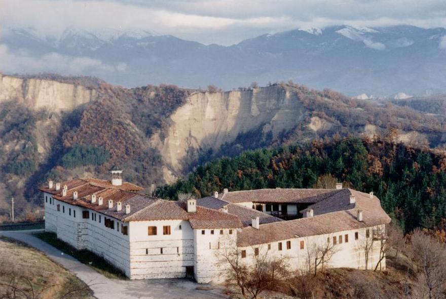 Roženski manastir Sveto Rožestvo Bogorodičino | Lucky Bansko