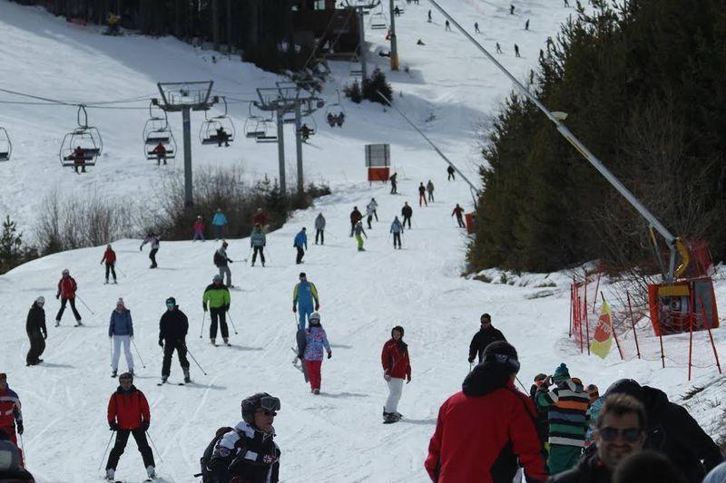 Ski staza u Banskom | Lucky Bansko SPA & Relax