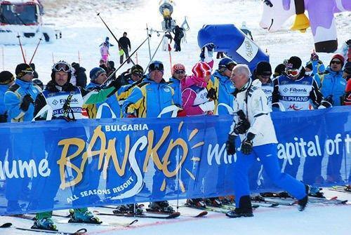Ljubitelji ski staza u Banskom | Lucky Bansko