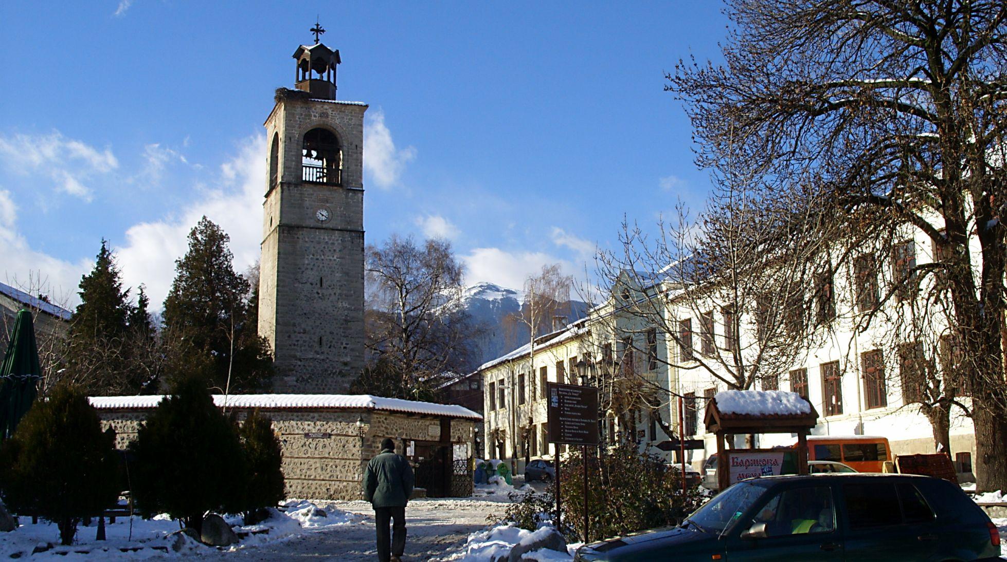 Crkva Sveta Trojica tokom zime | Lucky Bansko