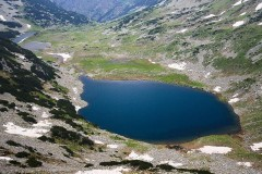 Vlachina jezera u Pirinu