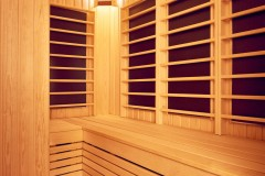 Sauna kabina | Aparthotel Lucky Bansko SPA & Relax