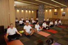Fotografije sa kursa joge 1