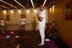 Fotografije sa kursa joge 10