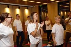 Fotografije sa kursa joge 11