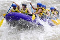 Rafting u Banskom - za ljubitelje ekstremnih senzacija