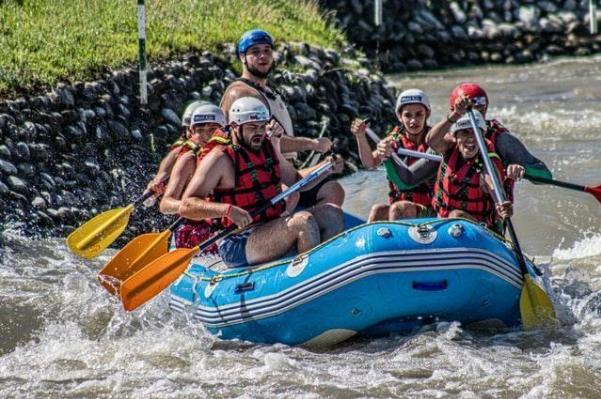 Šta je rafting u Banskom?
