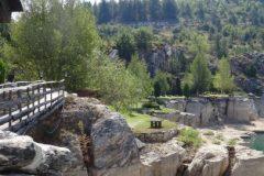 Eko zona Vhite Rocks