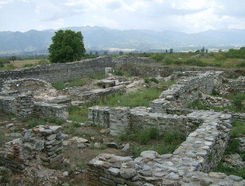 Drevni rimski grad - Nikopolis ad Nestum